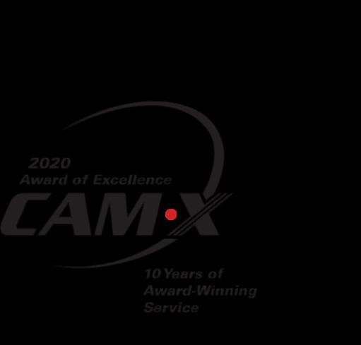 2019 Cam-X Excellence Award